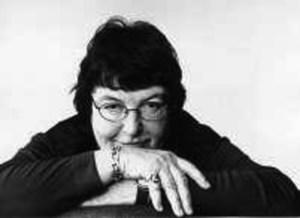 Irene Rodrian, novel·lista alemanya que ha residit a Formentera, on ha ambientat algunes de les seues obres. Foto: Isolde Ohlbaum.