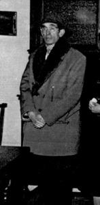 El professor mallorquí Jeroni Roig Binimelis, que fou desterrat a Eivissa el 1940, on desenvolupà una interessant tasca docent.