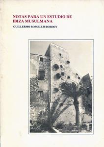 Estudi de Guillem Rosselló Bordoy sobre l´Eivissa musulmana.