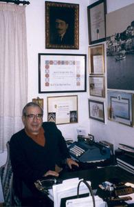 Juan Manuel Sánchez Ferreiro, tècnic turístic i periodista.