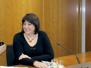 Catalina Sansano Costa, etnòloga i directora del Museu d´Etnografia d´Eivissa.