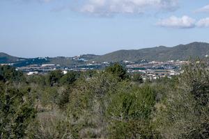Sant Antoni de Portmany: el pla de Portmany o de Sant Antoni. Foto: Felip Cirer Costa.