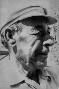 """Sant Ferran de ses Roques. Josep Tur i Cardona """"Pep des Cafè"""", fundador de la Fonda Pepe."""