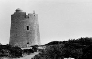 Sant Francesc de s´Estany. La torre costanera de ses Portes. Foto: Germán G. Lama.
