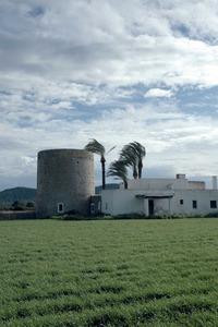 Sant Francesc de s´Estany. La torre de Can Toni Rei. Foto: Chus Adamuz.