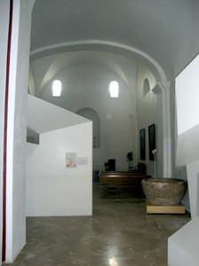 La parròquia de Sant Pere s´establí a la capella Fonda de la Catedral. Foto: EEiF.