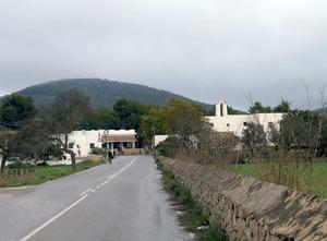 Santa Agnès de Corona, poble situat al NO de l´illa d´Eivissa, a la zona des Amunts, i que pertany al municipi de Sant Antoni de Portmany. Foto: Marta Tur Tur.