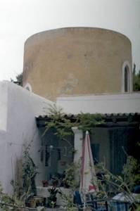 La torre de Can Savines, al poble de Sant Jordi de ses Salines. Foto: Joan Josep Serra Rodríguez.