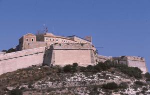 Alvaro Scorcia i Ladrón, governador interí entre setembre de 1714 i febrer de 1715, tenia la seua residència al Castell d´Eivissa.