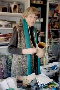La promotora cultural i artística Jutta von Seht. Foto: arxiu de Marià Planells Cardona.