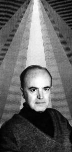 Autoretrat del pintor, gravador i escultor Eusebi Sempere i Juan.