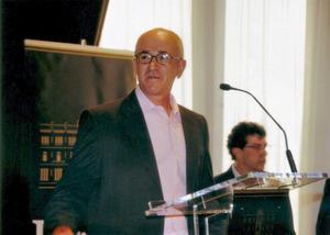 El pedagog i polític Josep Serra Colomar.