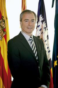 El metge i polític, sisè president del Consell Insular d´Eivissa, Vicent Serra Ferrer.