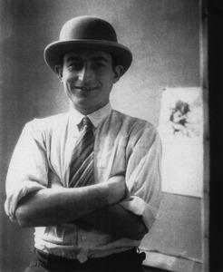 El pintor català Joan Serra Melgosa. Foto: extret de <em>Joan Serra</em>.