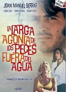 Joan Manuel Serrat i Teresa va participar com a actor en la pel·lícula <em>La larga agonía de los peces fuera del agua</em>, bona part de la qual es va rodar a Eivissa.