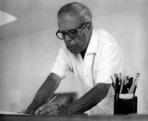 L´arquitecte català Josep Lluís Sert i López va portar a terme importants treballs a Eivissa.