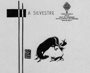 Catàleg del pintor Amando Silvestre Aquilina.