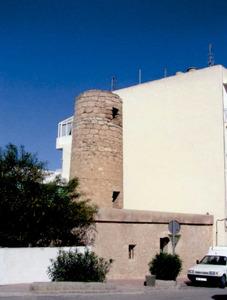 El molí d´en Simó, a sa Raval de Sant Antoni de Portmany. Foto: Joan Josep Serra Rodríguez.