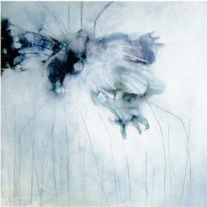 <em>La sombra</em>, acríl·lic sobre tela, 100 x 97,6 cm., obra de la pintora Doralice Souza Yurramendi, guanyadora del I Premi de Tardor de Pintura Jove d´Eivissa i Formentera. Col·lecció del Consell Insular d´Eivissa.