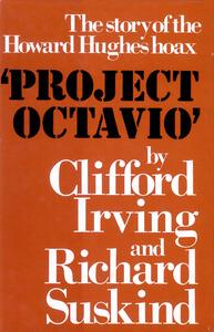 Portada del llibre de Richard Suskind i Clifford Irving sobre l´estava de Howard Hughes, escrit a Eivissa.