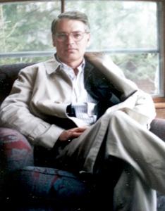 Roger Tinnell, catedràtic nord-americà de literatura espanyola resident a Eivissa.