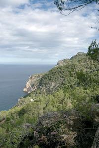Sa Torrassa, a la costa de la cala d´Albarca. Foto: Chus Adamuz.