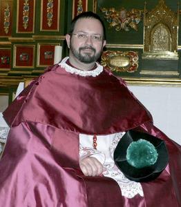 Francesc Xavier Torres Peteres, canonge, historiador i musicòleg.
