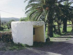 El pou de can Trull, a Santa Eulària des Riu. Foto: Joan Josep Serra Rodríguez.