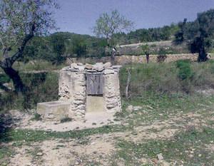 El pou des Trull, a Sant Mateu d´Albarca. Foto: Joan Josep Serra Rodríguez.