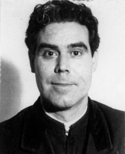 """El músic i religiós Bartomeu Tur Guasch """"Xomeu Fornàs""""."""