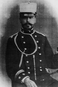 El tinent coronel d´enginyers, fill il·lustre d´Eivissa, Faustí Tur i Palau. Foto: arxiu de la família Tur de Montis.