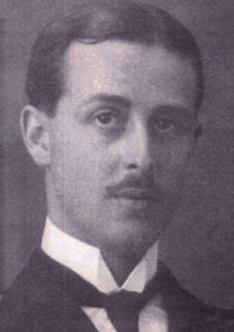 L´advocat Joan Tur i Vidal fou cavaller de l´Orde Militar de Calatrava. Foto: arxiu de la família Tur de Montis.