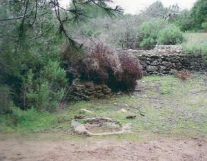 El pou d´en Tur, a la vénda de Cala Llonga de Dins. Foto: Joan Josep Serra Rodríguez.