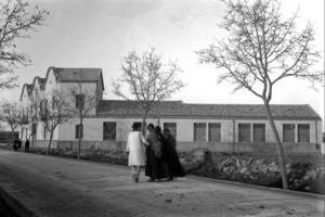 El sindicat Unió Obrera Femenina (UOF) va néixer per defensar els interessos de les treballadores de la fàbrica de Can Ventosa. Foto: cortesia de l´Arxiu Històric Municipal d´Eivissa.