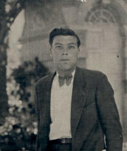Joan Castelló Guasch, un dels fundadors del sindicat Unió Tipogràfica. Extret de <em>Joan Castelló Guasch</em>.