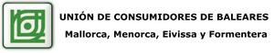 Anagrama de la Unió de Consumidors de les Balears, de la qual forma part la Unió de Consumidors d´Eivissa i Formentera.