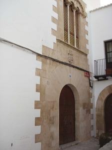 La seu del Museu dels Pintors Puget, adaptada per Pedro Urzáiz González. Foto: Felip Cirer Costa.