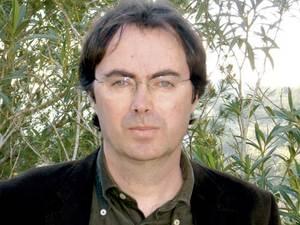 El poeta, assagista, traductor i crític d´art Vicente Valero Marí. Foto: Iolanda Bonet Marí.