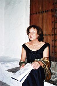 La cantant Catalina Veny Torres.