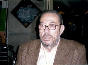 Joan Verdera Escandell –Nito–, periodista i investigador sobre els orígens de Cristòfol Colom i d´altres temes pitiüsos.