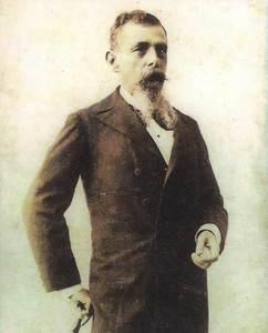 Josep Verdera Ramon, impressor i alcalde d´Eivissa en diversos períodes. Foto: cortesia de la família Verdera-Torres.