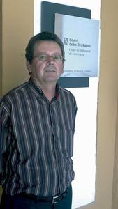 El mestre d´escola i investigador Jaume Verdera Verdera, que destacà pels seus estudis sobre l´emigració formenterera cap a Amèrica.