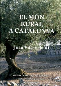Portada d´una obra de temàtica geogràfica de Joan Vilà Valentí.