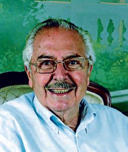 El metge i arqueòleg aficionat Benito Vilar-Sancho Altet.