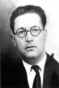 L´escriptor Francesc Vilàs Gómez –Quico Vilàs–. Foto: cortesia de la família Vilàs.