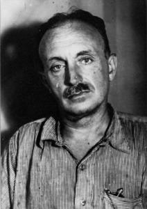 Raoul Marie Alexander Villain. Foto: arxiu de la família Rota.