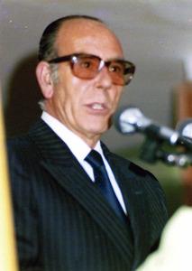 El procurador i polític Adolf Villalonga Fajarnés. Foto: cortesia de la família Villalonga.