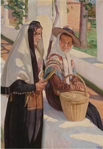 Al·lotes sobre el parral, obra eivissenca de Fernando Viscaí Albert.