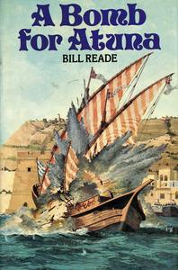 Portada d´una altra obra del novel·lista Alan White, signada amb el pseudònim de Bill Reade.