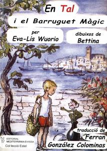 Portada del conte d´Eva-Lis Wuorio ambientat a Santa Eulària des Riu.